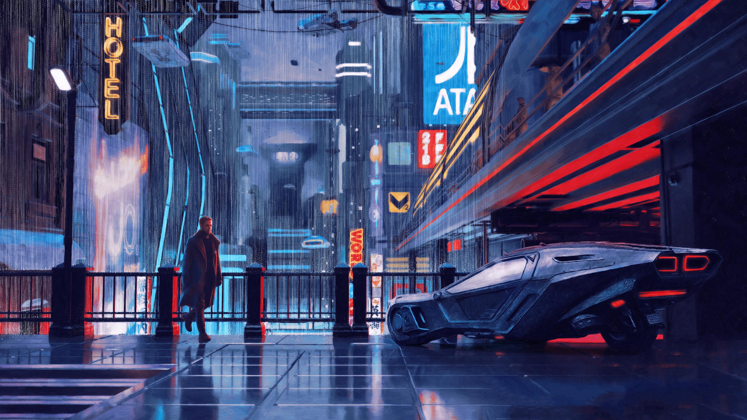 2560x1440 Blade Runner 2049 Arts 1440P Resolution HD 4k ...