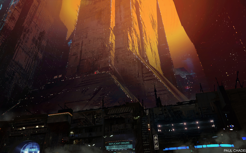 1440x900 Blade Runner 2049 Artwork 4k 1440x900 Resolution ...