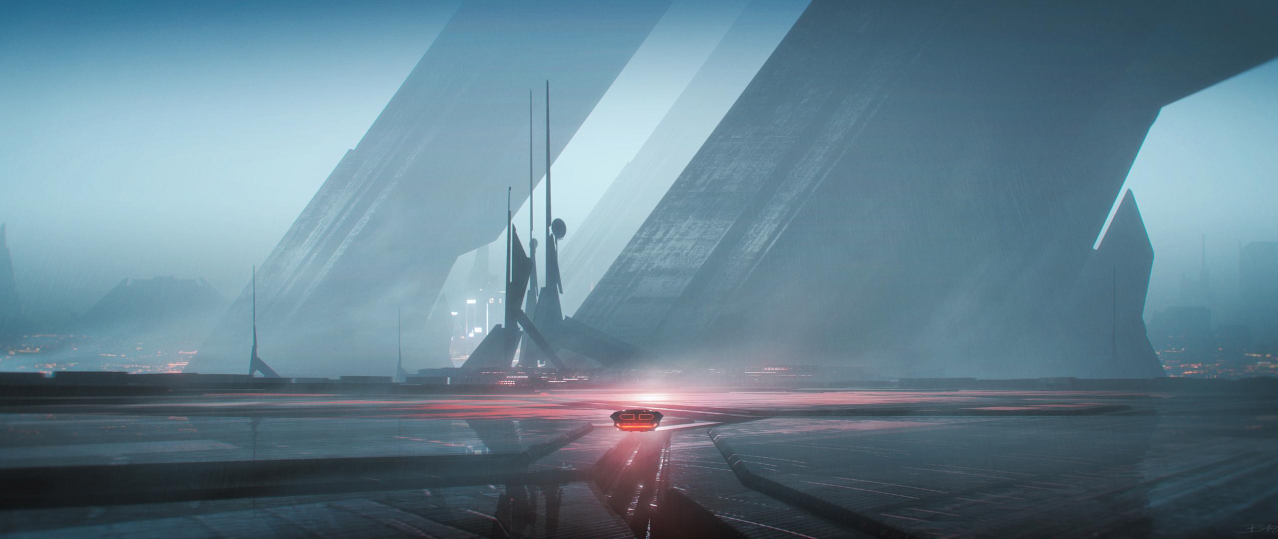 2560x1080 Blade Runner 2049 Artwork HD 2560x1080 ...
