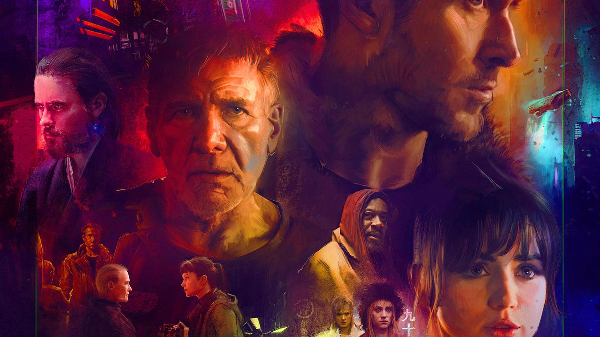 2048x1152 Blade Runner 2049 Fanart 2048x1152 Resolution HD ...