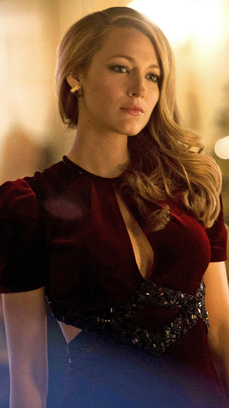 750x1334 Blake Lively 1080p Iphone 6 Iphone 6s Iphone 7 Hd 4k Wallpapers Images Backgrounds Photos And Pictures