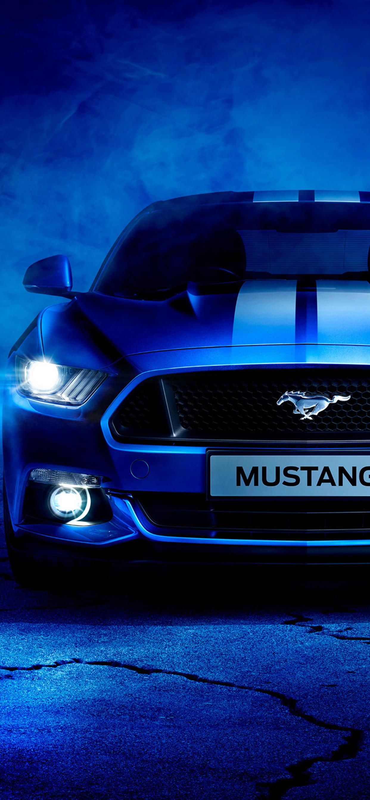Mustang Hd Wallpaper For Iphone