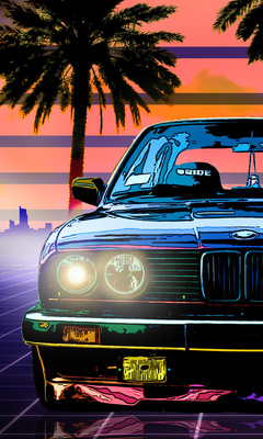 240x400 Bmw E30 Digital Art 4k Acer E100 Huawei Galaxy S Duos Lg 8575 Android Hd 4k Wallpapers Images Backgrounds Photos And Pictures