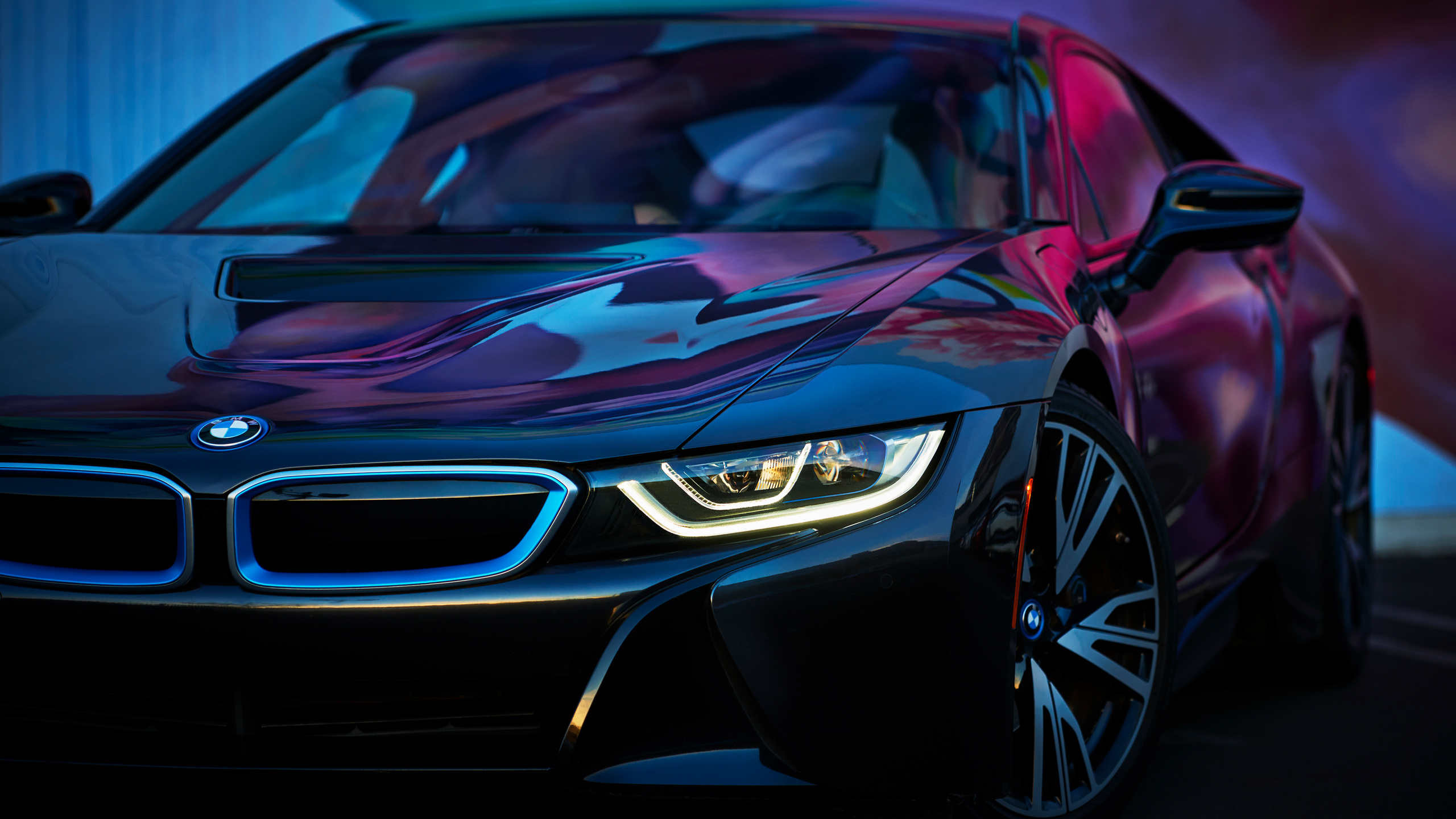 2560x1440 Bmw I8 2018 1440P Resolution HD 4k Wallpapers ...