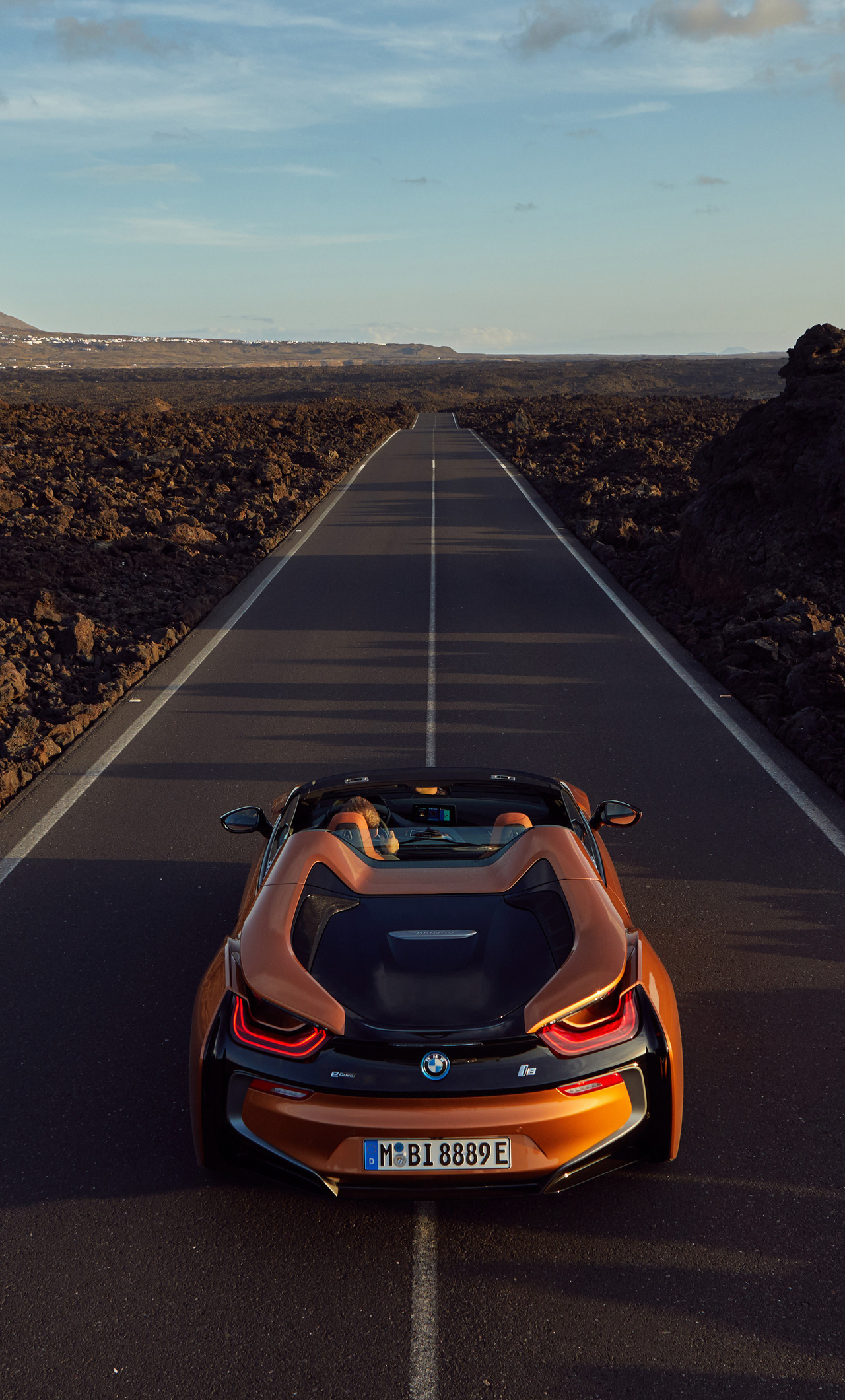 1280x2120 Bmw I8 Roadster 2018 Iphone 6 Hd 4k Wallpapers Images