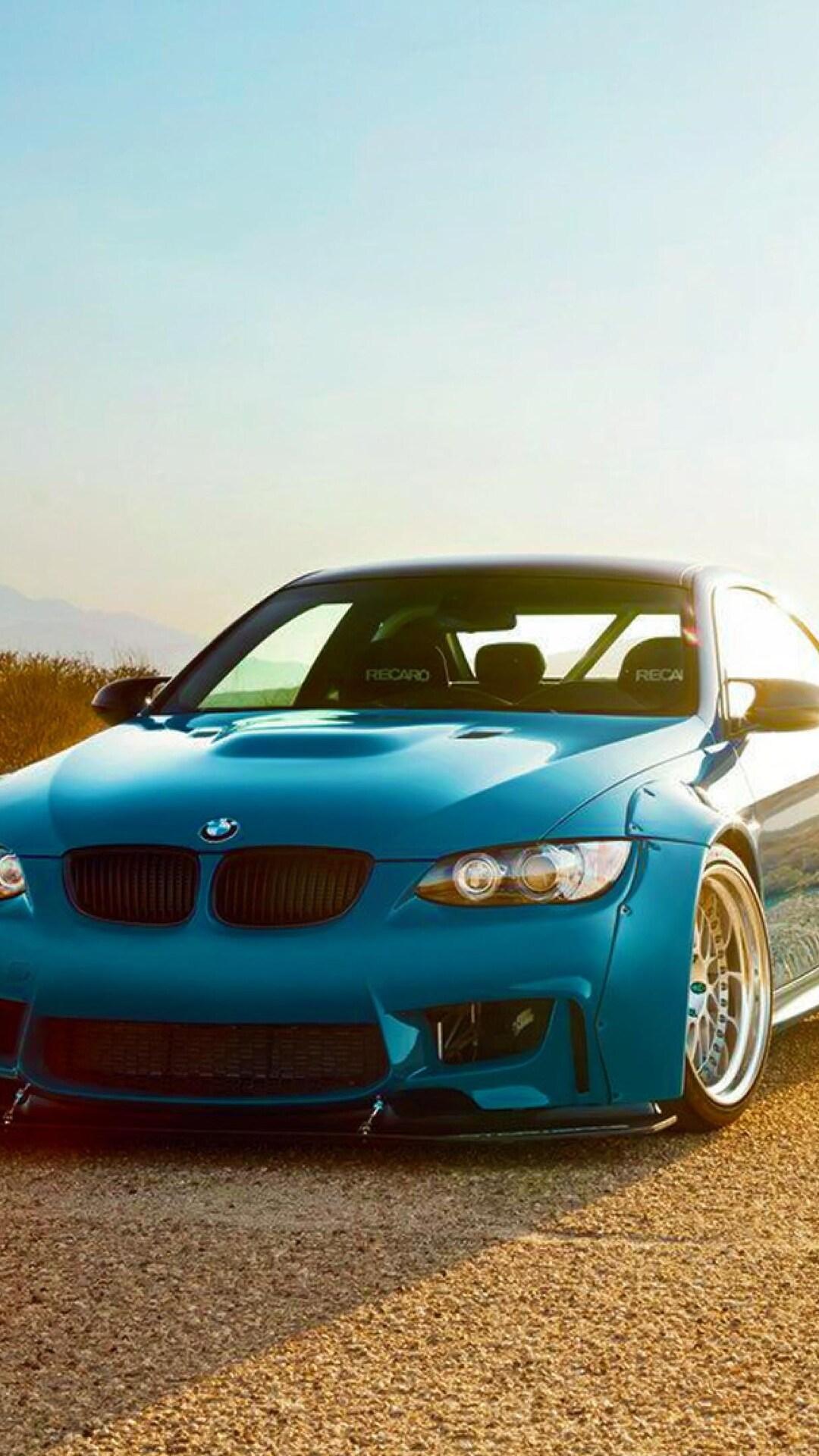 Bmw M3 E92 Blue