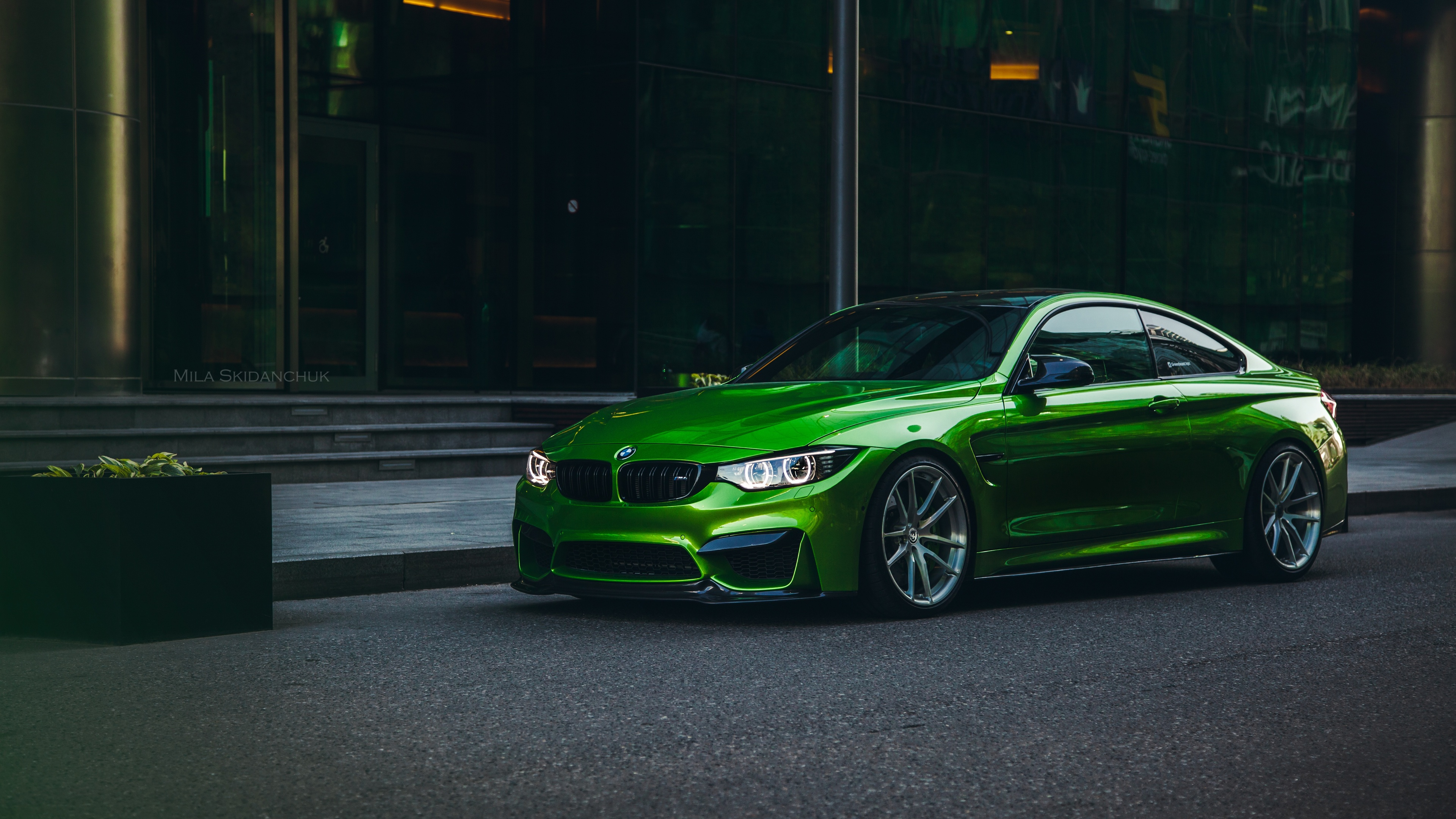 3840x2160 Bmw M4 Green 5k 4k HD 4k Wallpapers, Images ...
