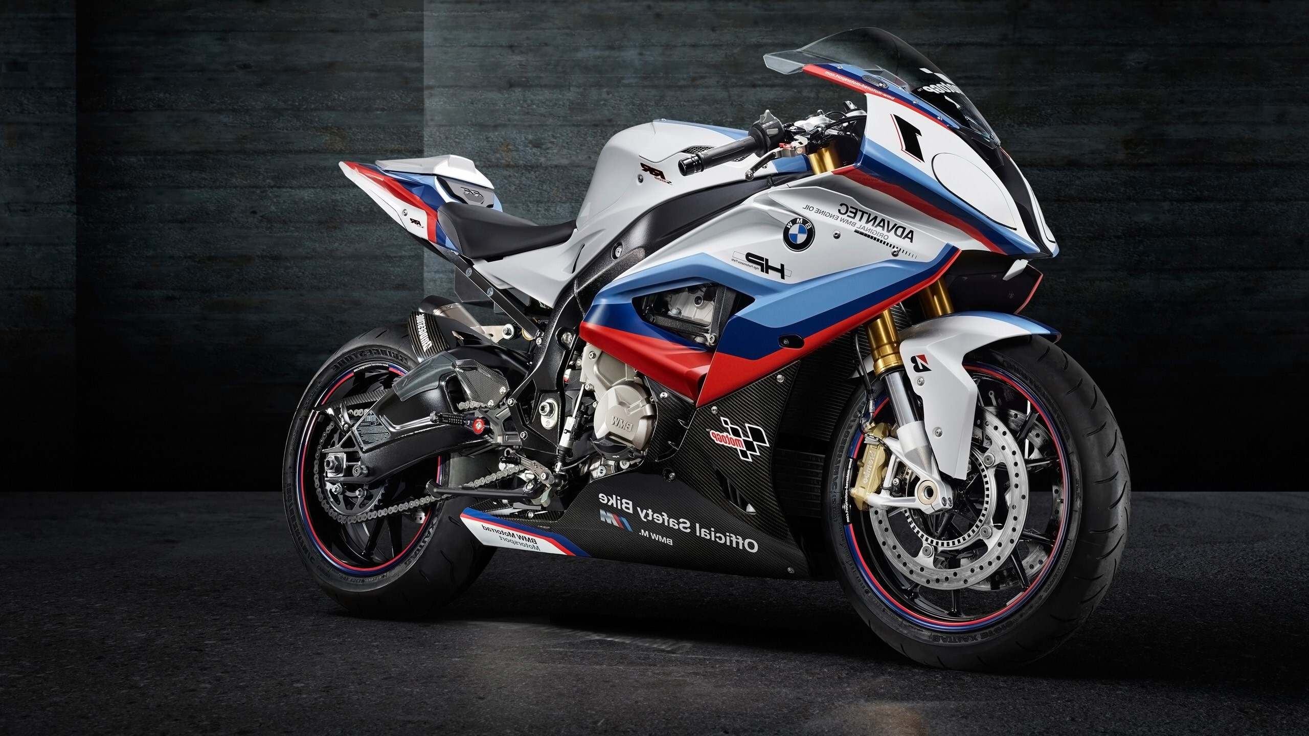 2560x1440 Bmw M4 Motogp Safety Bike 1440p Resolution Hd 4k