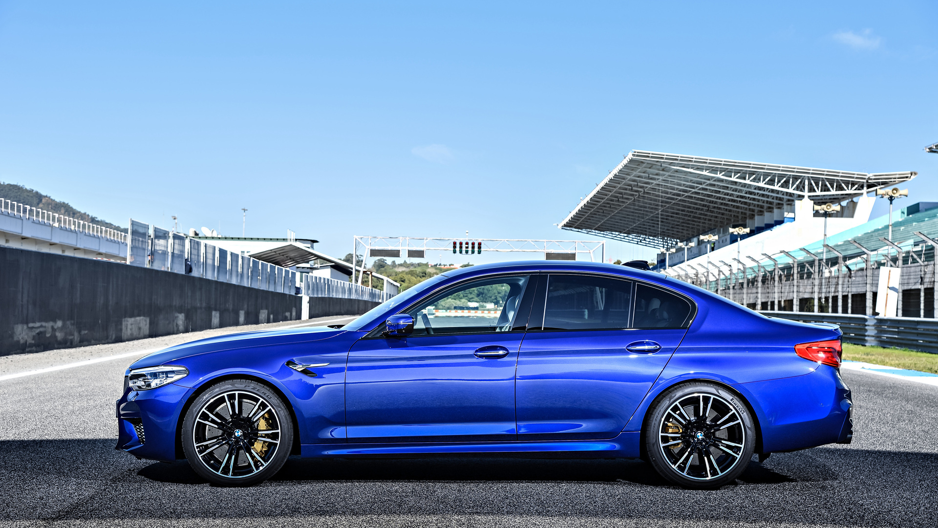 1920x1080 Bmw M5 2018 Laptop Full Hd 1080p Hd 4k Wallpapers Images Backgrounds Photos And Pictures