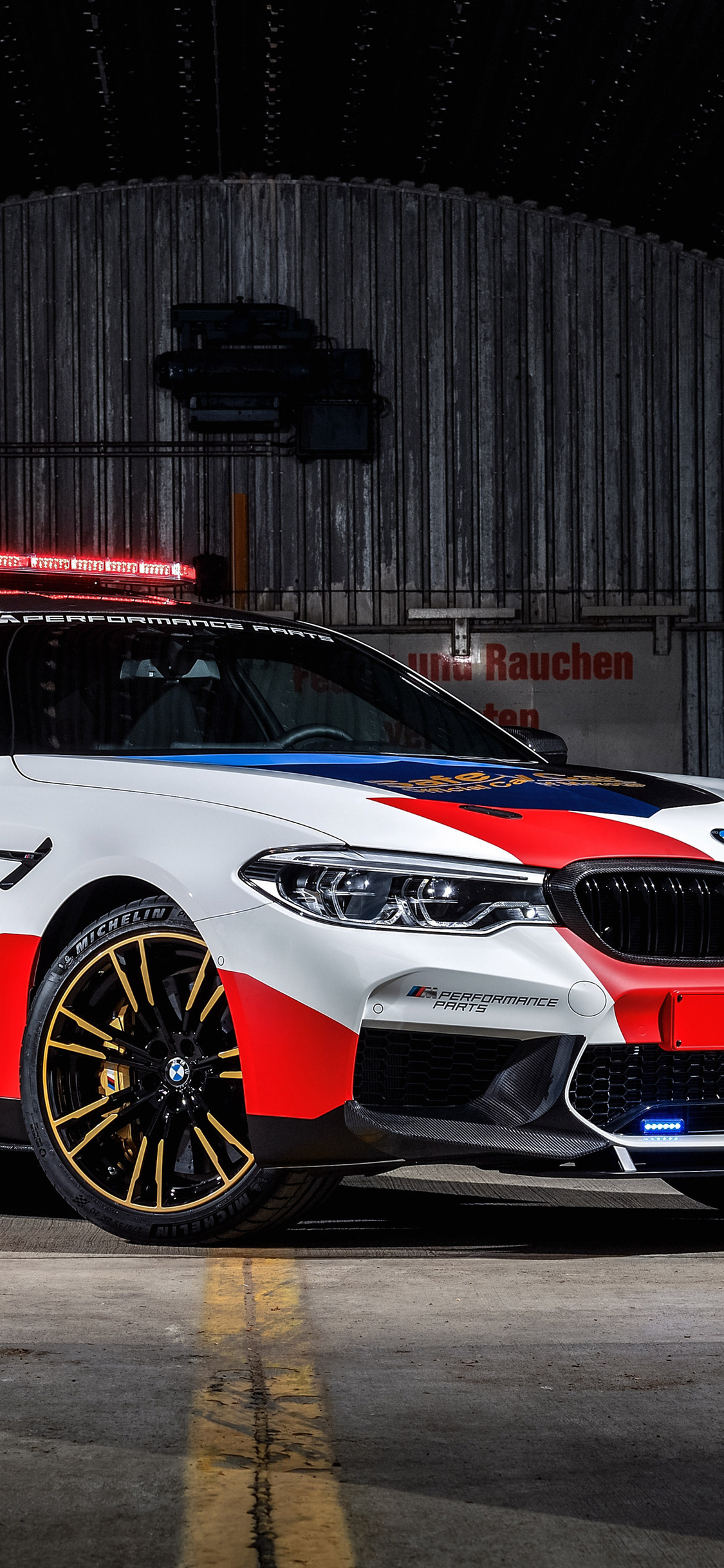 1125x2436 Bmw M5 Motogp Safety Car Iphone Xs Iphone 10 Iphone X Hd