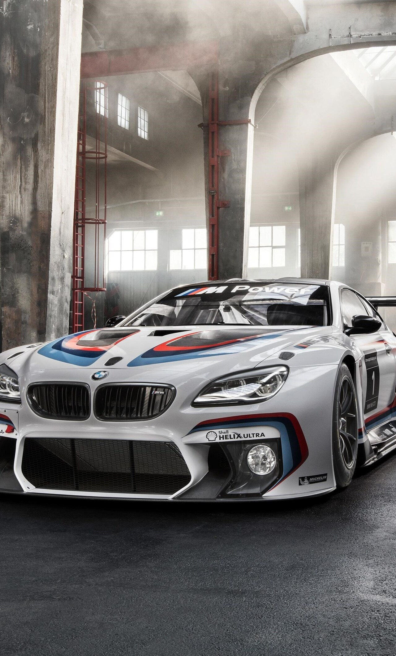 1280x2120 Bmw M6 Racing Car Iphone 6 Hd 4k Wallpapers