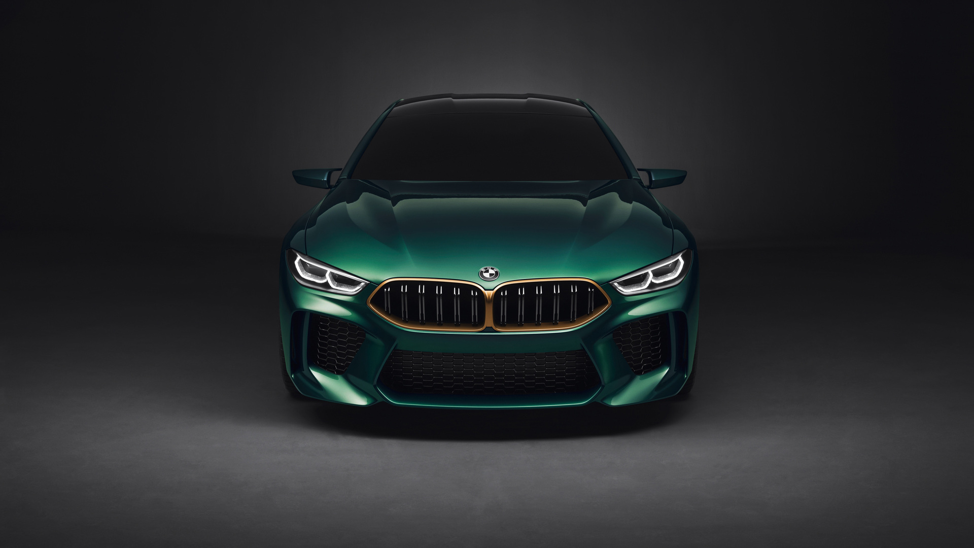 View Bmw M8 Front Wallpaper  PNG