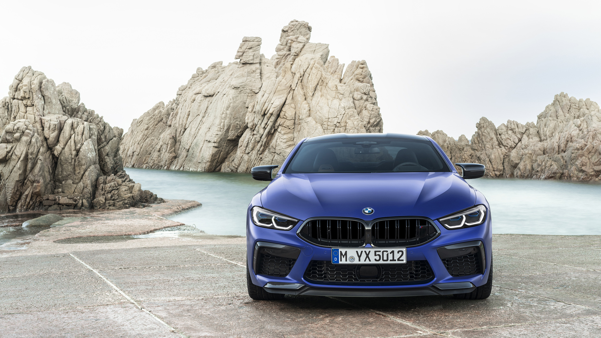 1920x1080 Bmw M8 Competition Coupe 2019 Laptop Full Hd 1080p