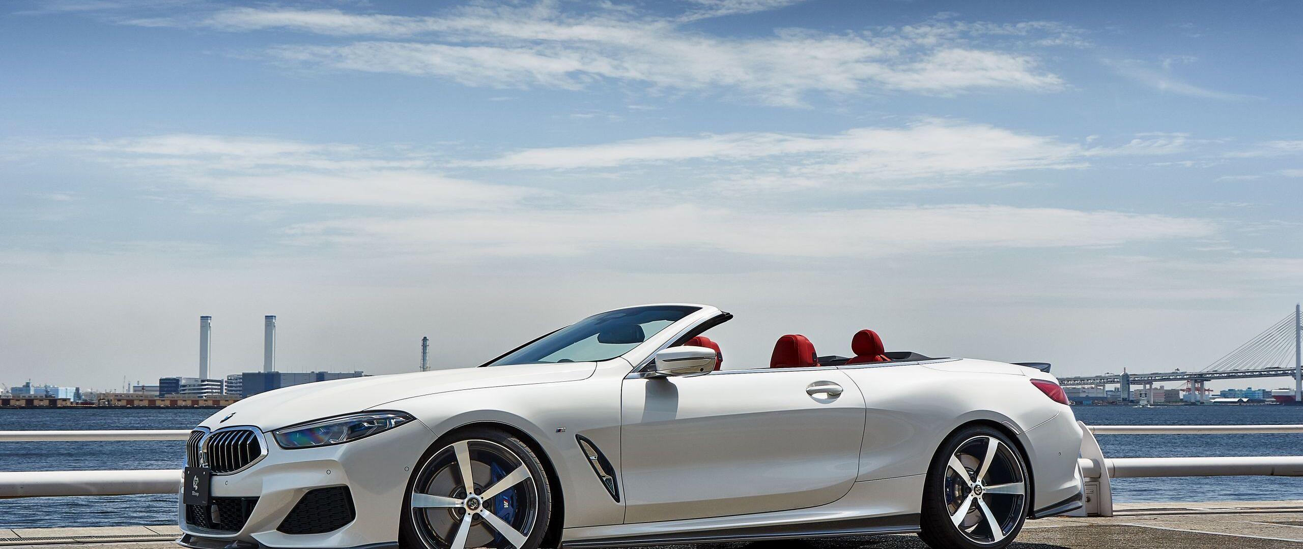 2560x1080 BMW M850i XDrive Cabrio 2020 2560x1080 ...