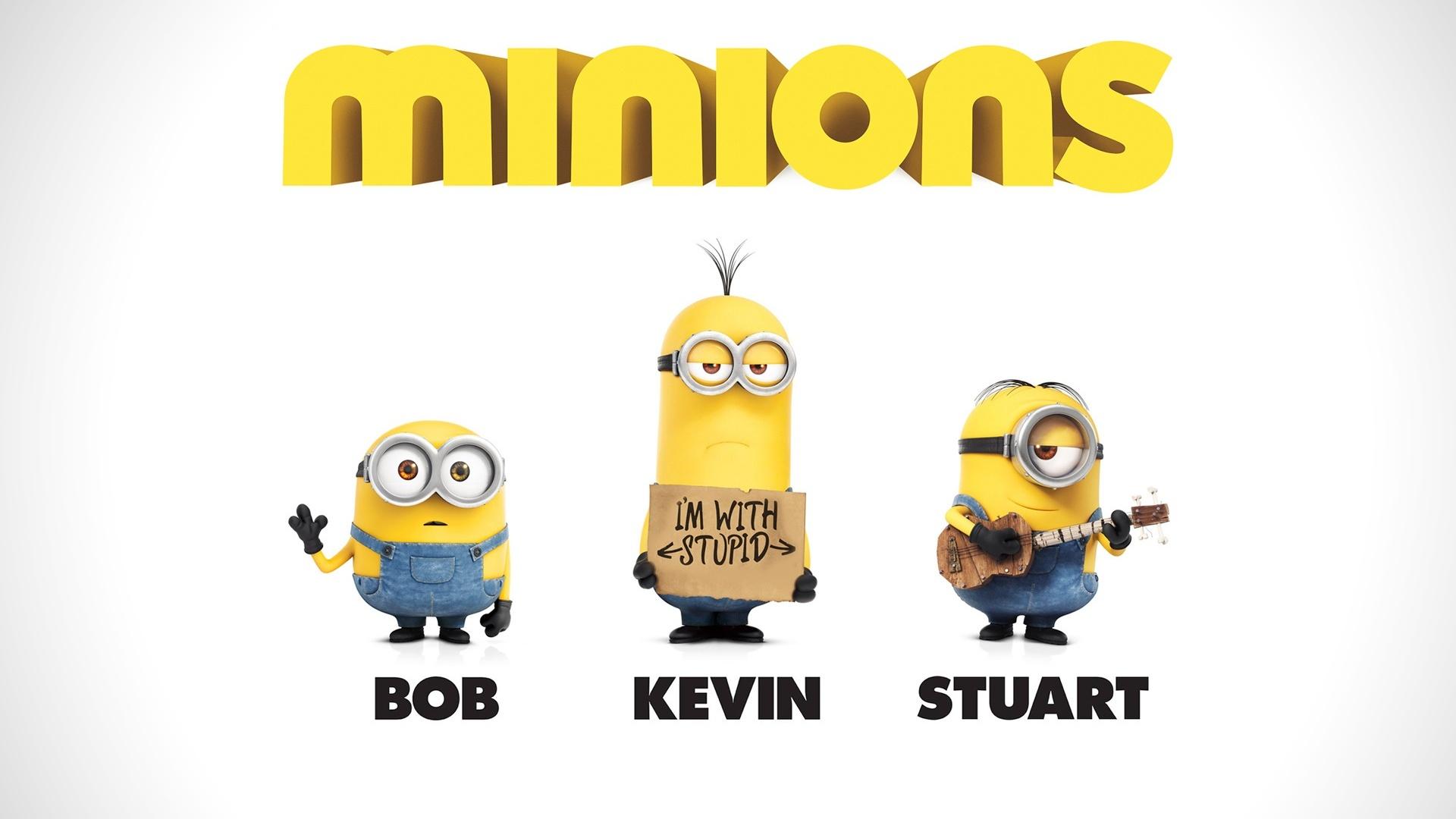 Bob Kevin Stuart In Minions