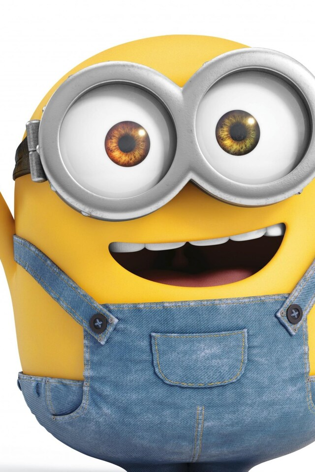 640x960 Bob Minions IPhone 4 4S HD 4k Wallpapers Images