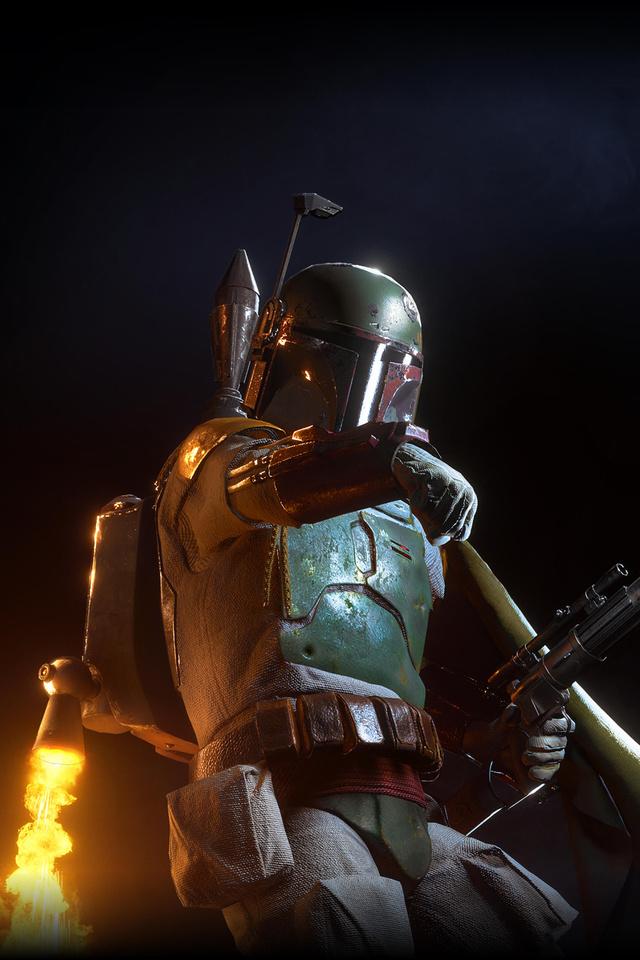 Boba Fett Star Wars Battlefront Ii G8