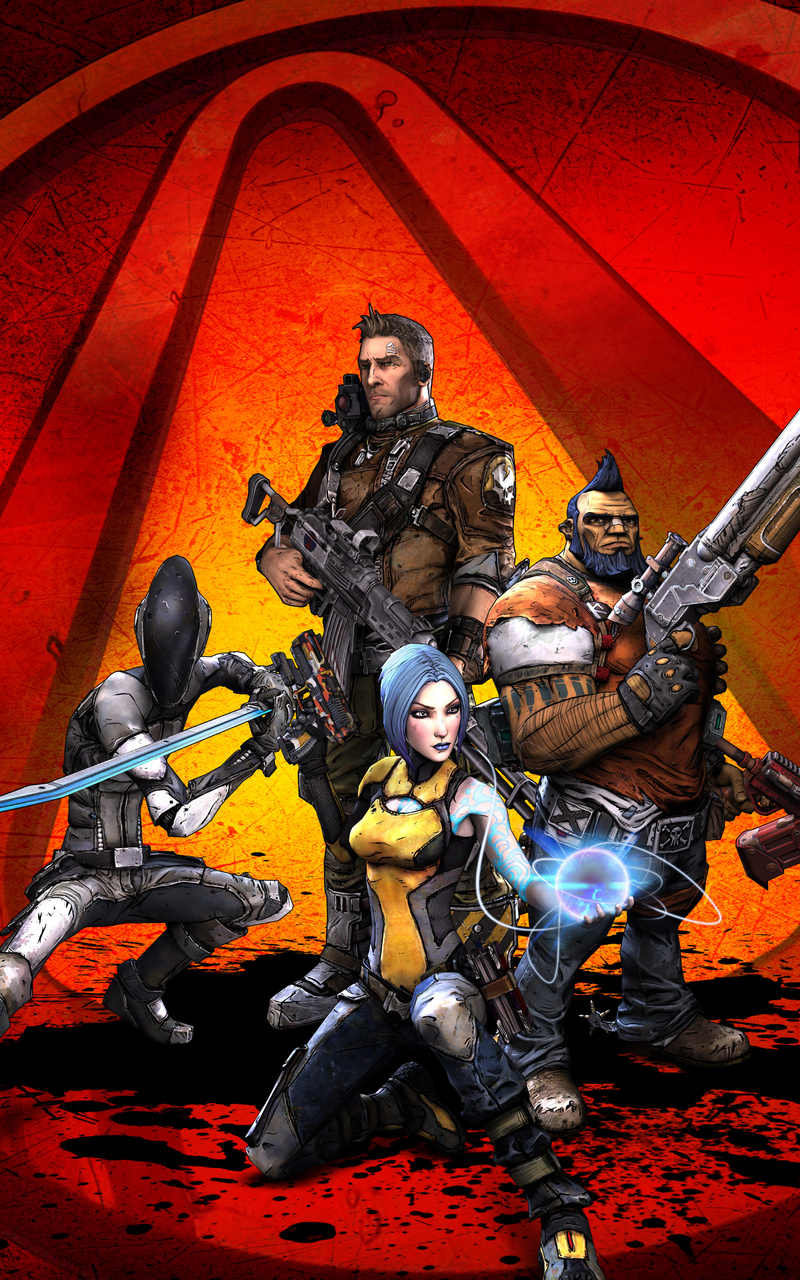 borderlands 2 nexus