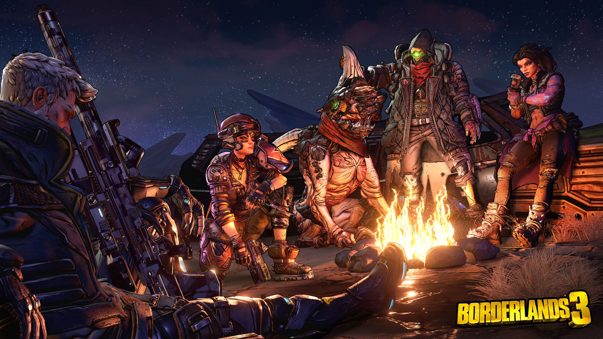 1920x1080 Borderlands 3 2019 4k Laptop Full Hd 1080p Hd 4k