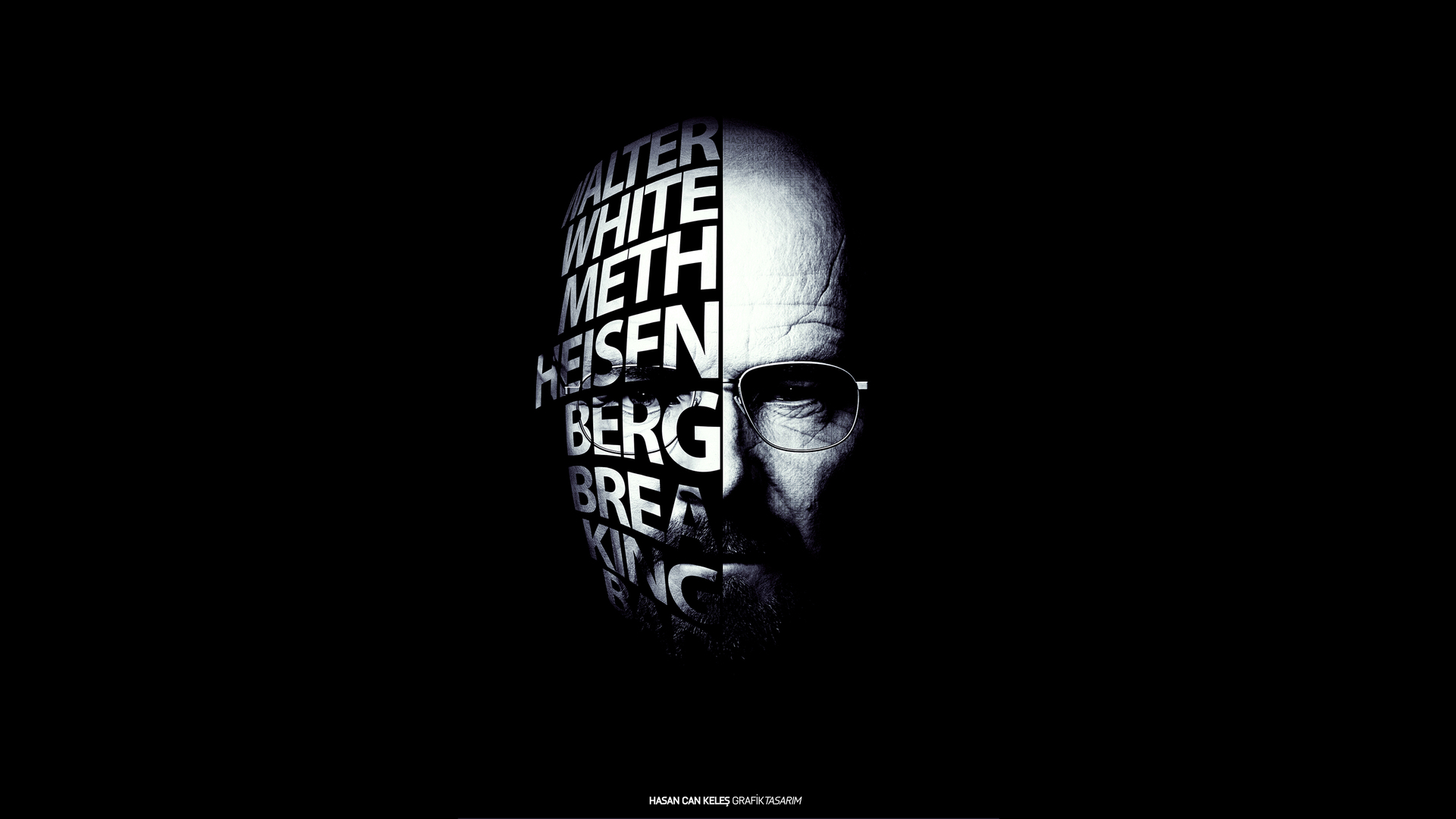 1920x1080 Breaking Bad Typography Laptop Full Hd 1080p Hd 4k