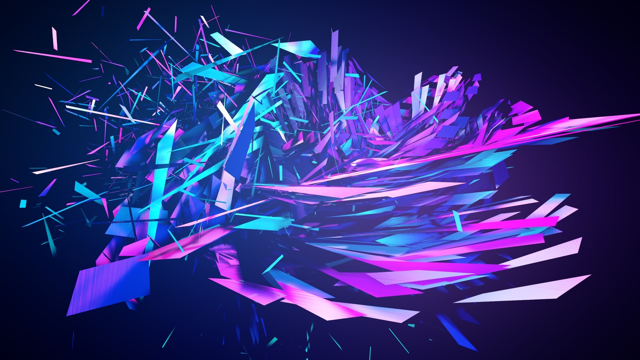 2048x1152 broken into pieces abstract 2048x1152 resolution hd 4k