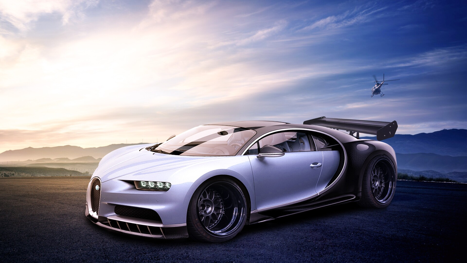 1920x1080 Bugatti Chiron Laptop Full Hd 1080p Hd 4k Wallpapers