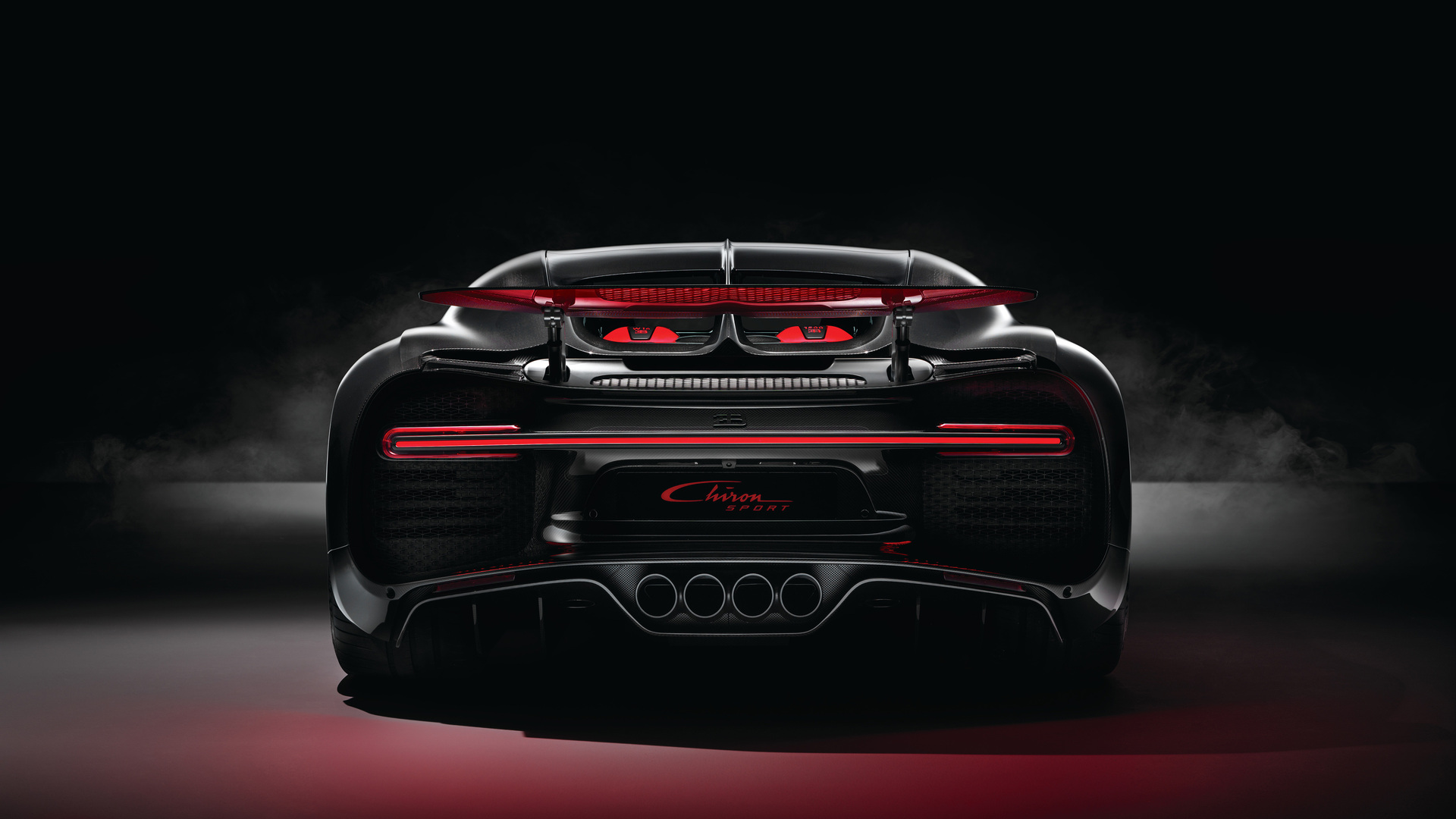 1920x1080 Bugatti Chiron Sport 2018 Rear Lights 4k Laptop Full Hd