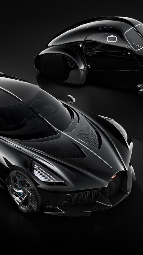 480x854 Bugatti La Voiture Noire 2019 Android One Hd 4k