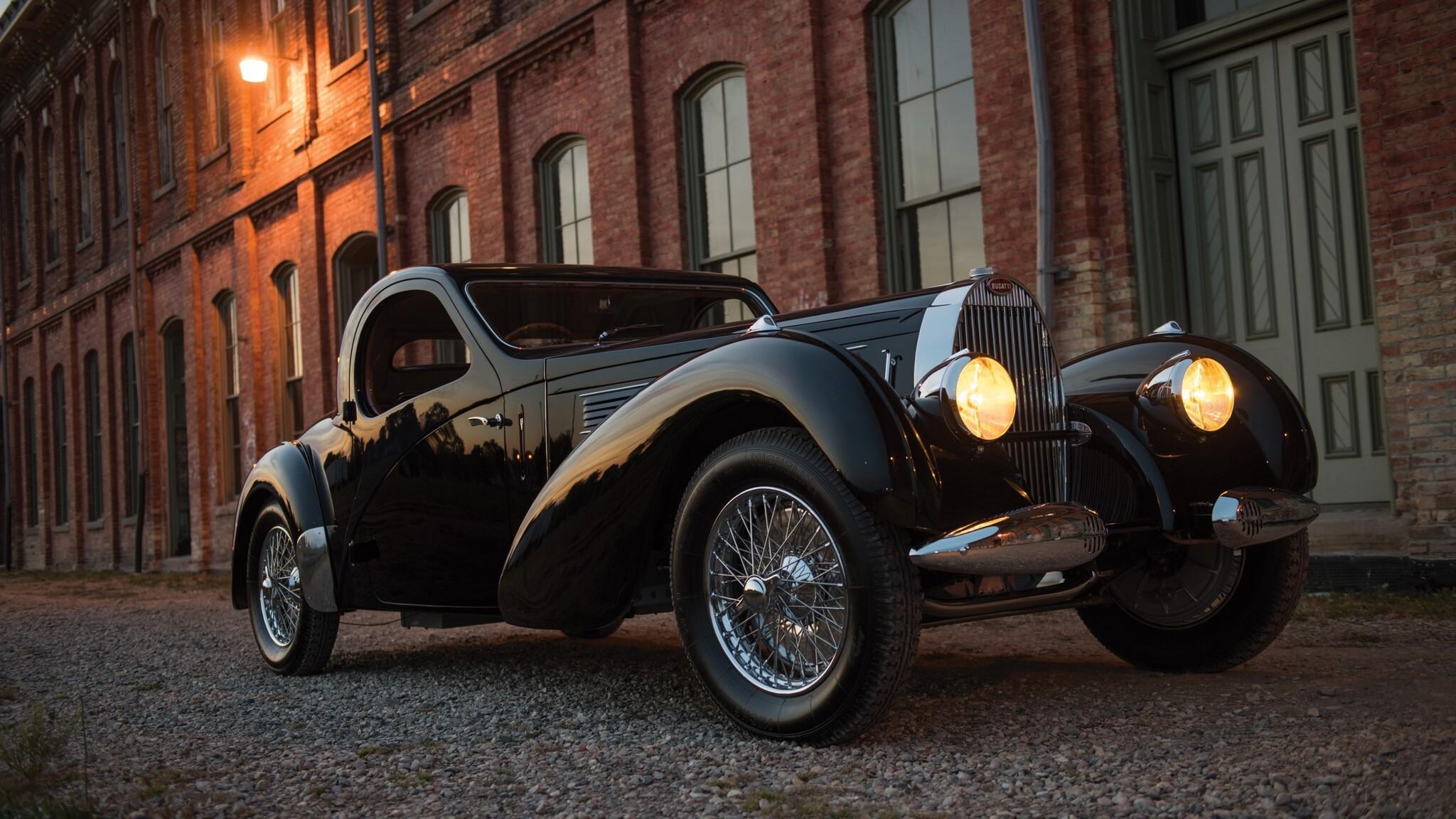 2048x1152 Bugatti Vintage Car 2048x1152 Resolution Hd 4k Wallpapers