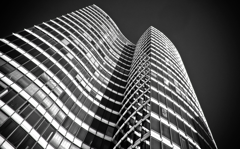 2880x1800 Buildings Architecture Monchrome 4k Macbook Pro ...
