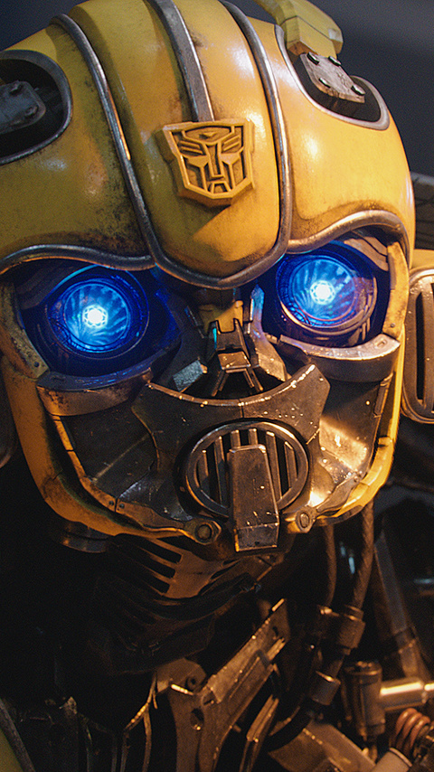 480x854 Bumblebee 2018 4k Android One Hd 4k Wallpapers Images