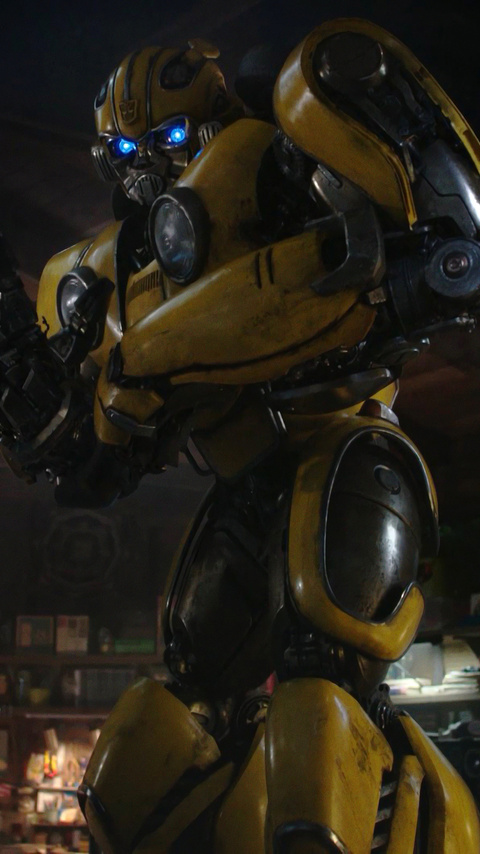 480x854 Bumblebee Movie 4k 2018 Android One Hd 4k Wallpapers Images