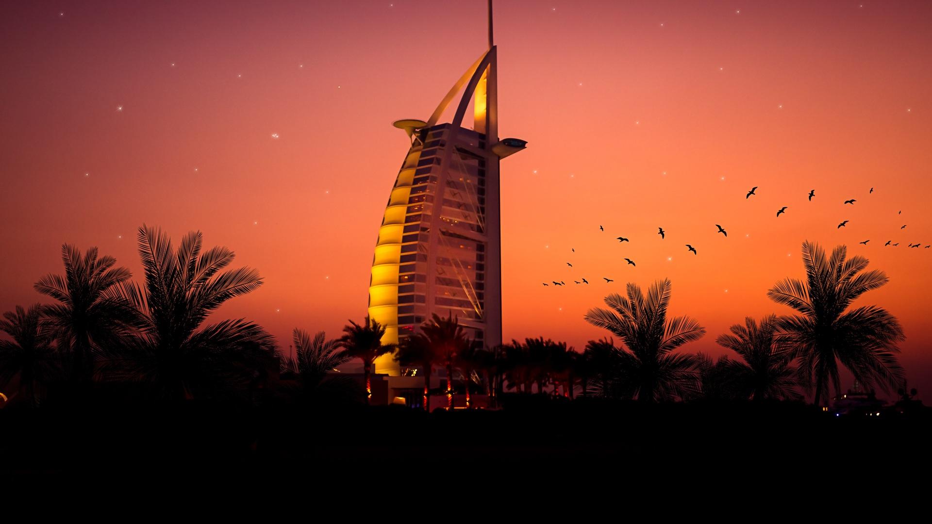 1920x1080 burj al arab laptop full hd 1080p hd 4k - Burj al arab wallpaper iphone ...