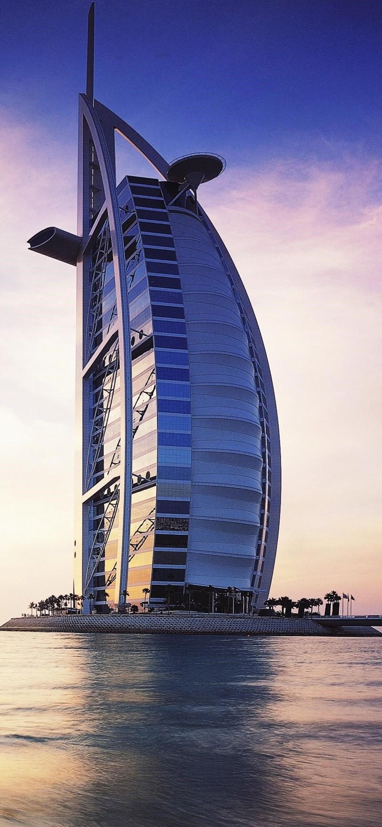 1242x2688 Burj Al Arab Dubai Iphone Xs Max Hd 4k Wallpapers