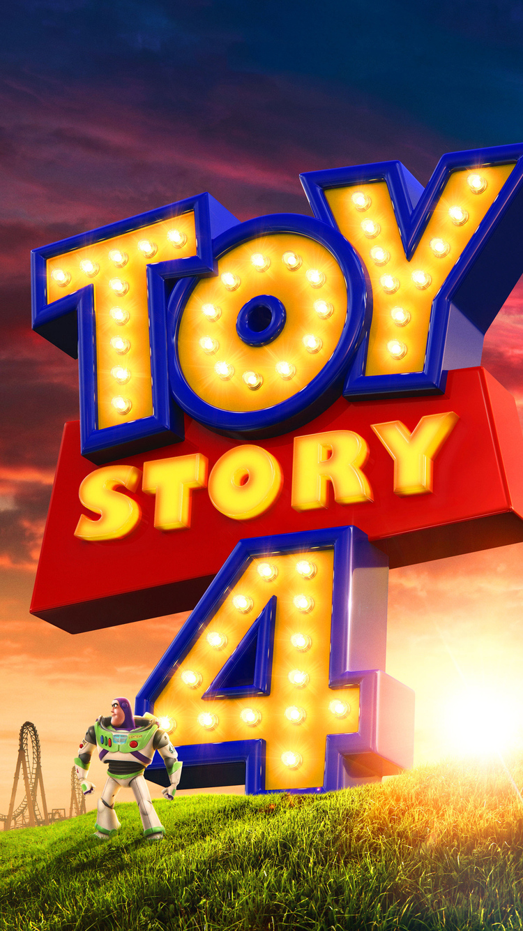 750x1334 Buzz Lightyear In Toy Story 4 2019 Iphone 6 Iphone