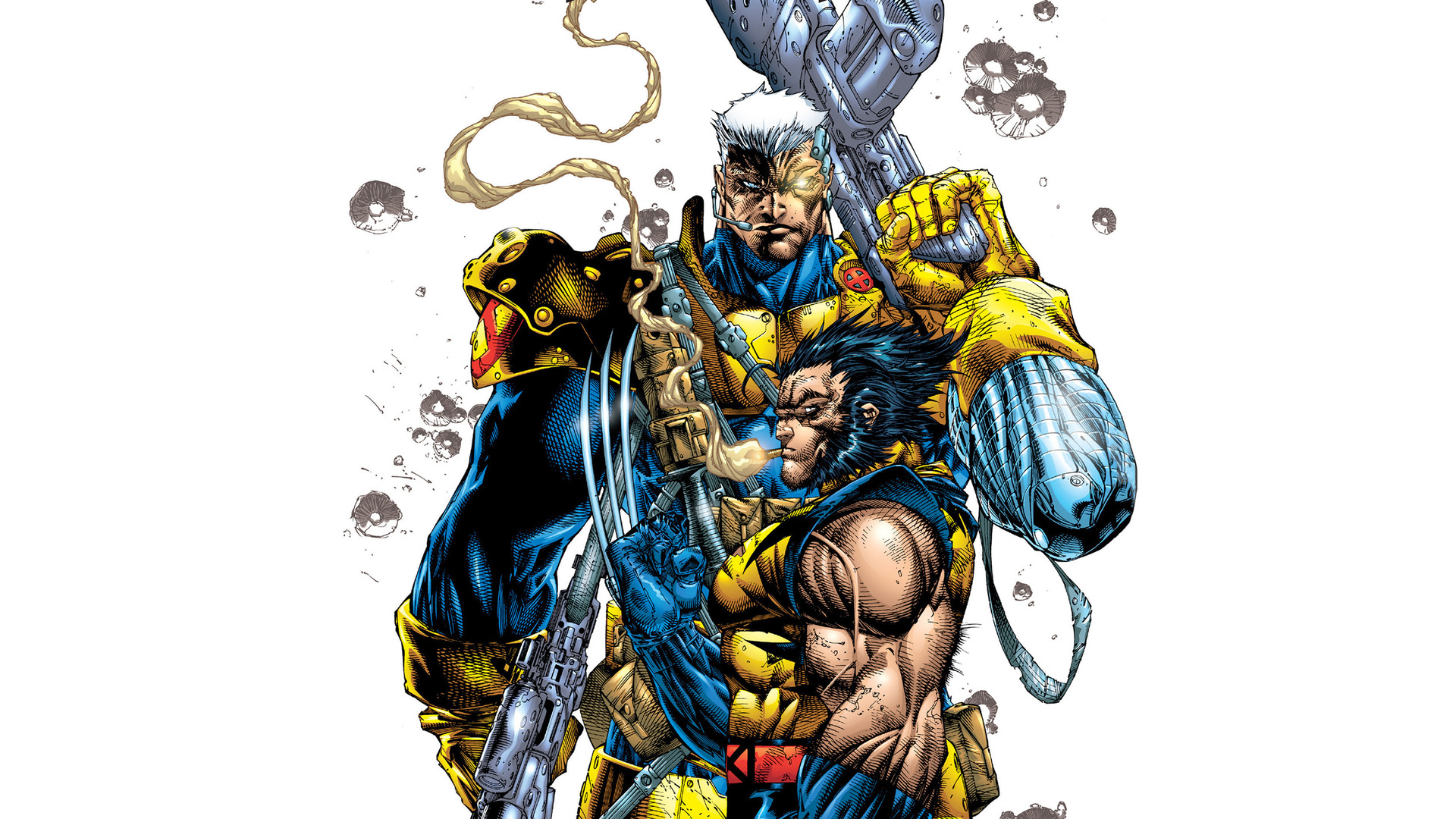 1920x1080 Cable Wolverine Artwork Laptop Full Hd 1080p Hd 4k