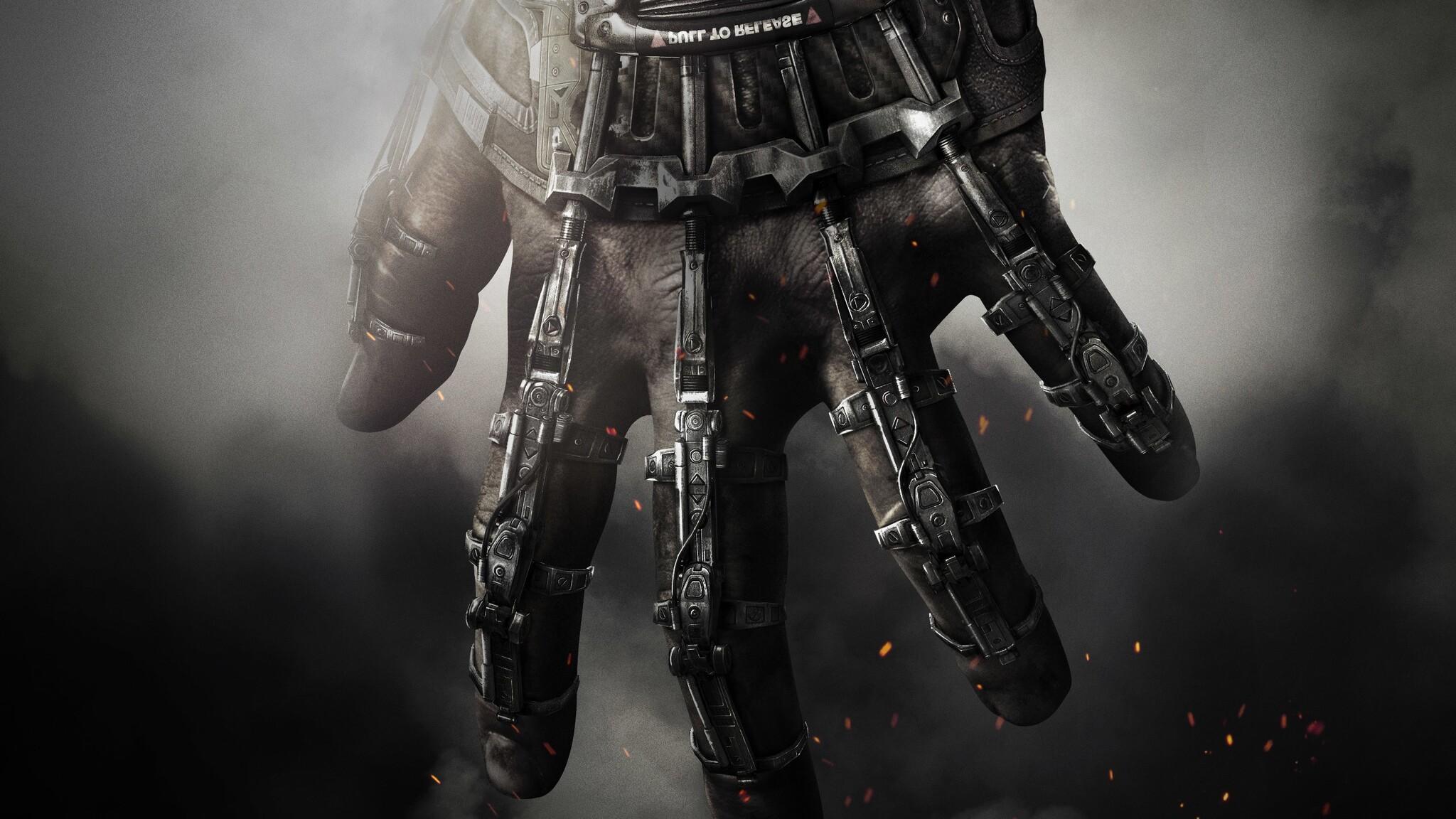 Call Of Duty Advanced Warfare Wallpapers: 2048x1152 Call Of Duty Advanced Warfare 3 2048x1152