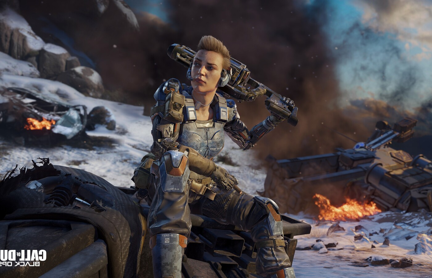 1400x900 Call Of Duty Black Ops 3 Game 1400x900 Resolution Hd 4k