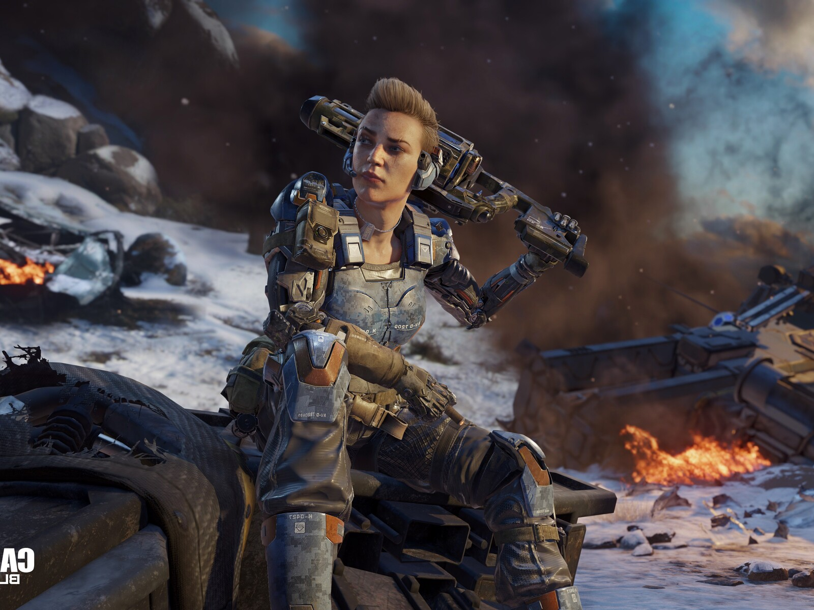 1600x1200 Call Of Duty Black Ops 3 Game 1600x1200 Resolution Hd 4k