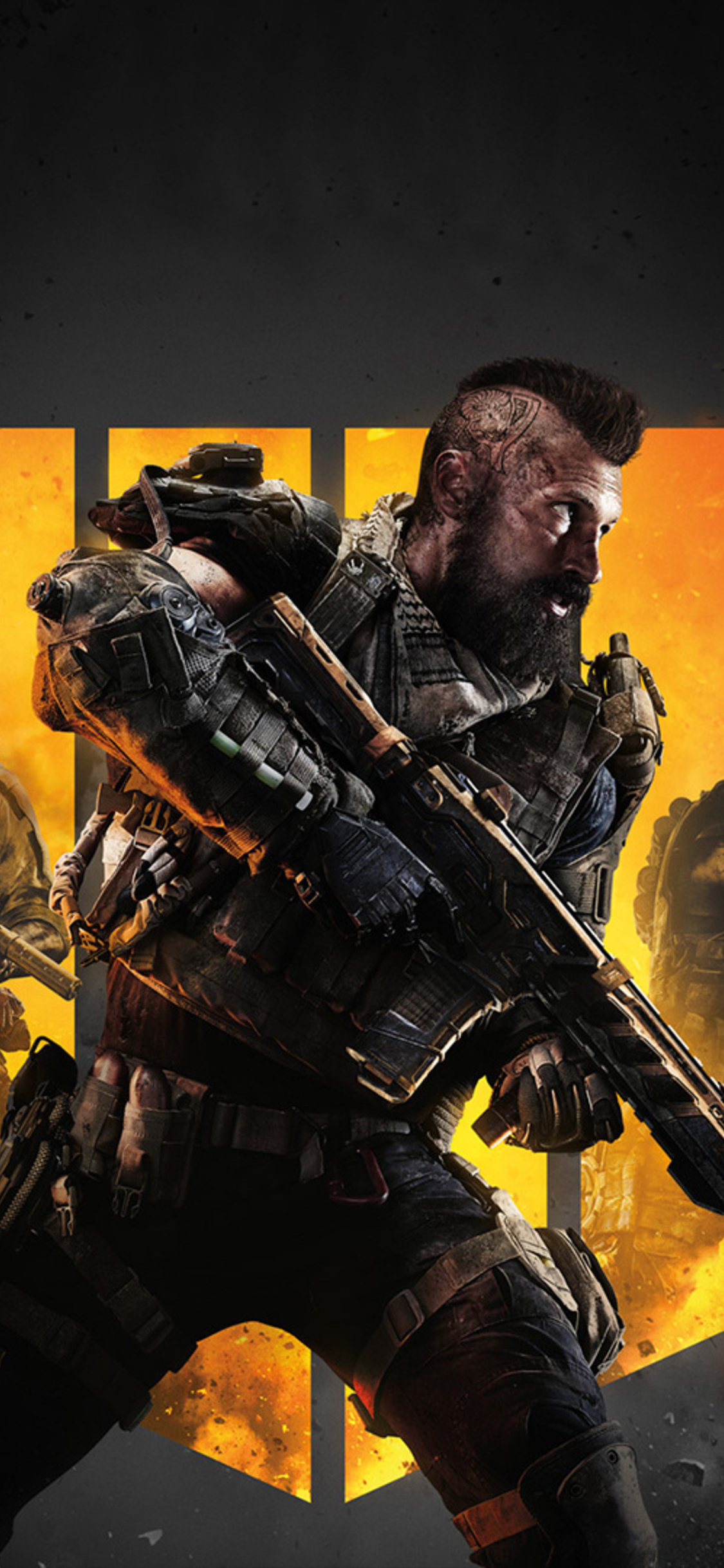 Download Call Of Duty Black Ops 4 Iphone X Wallpaper