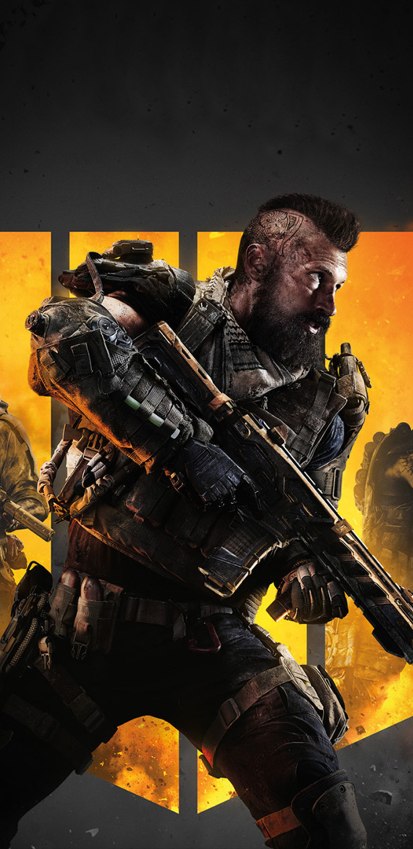 1440x2960 Call Of Duty Black Ops 4 2018 Samsung Galaxy Note