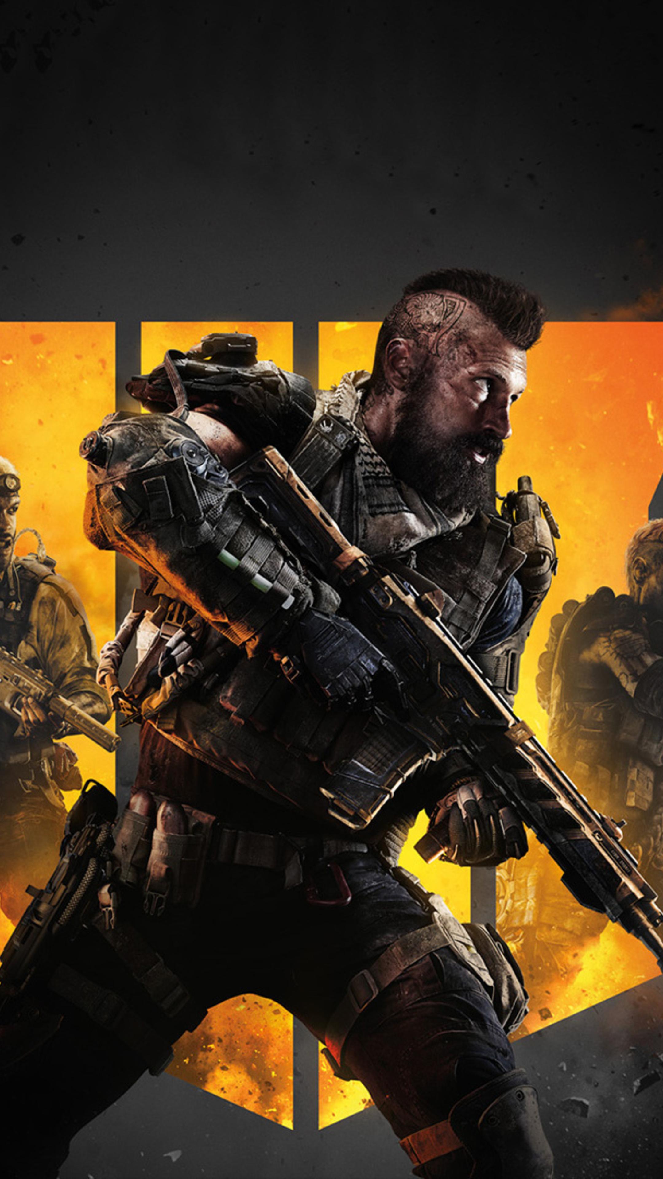 2160x3840 Call Of Duty Black Ops 4 2018 Sony Xperia X,XZ ...