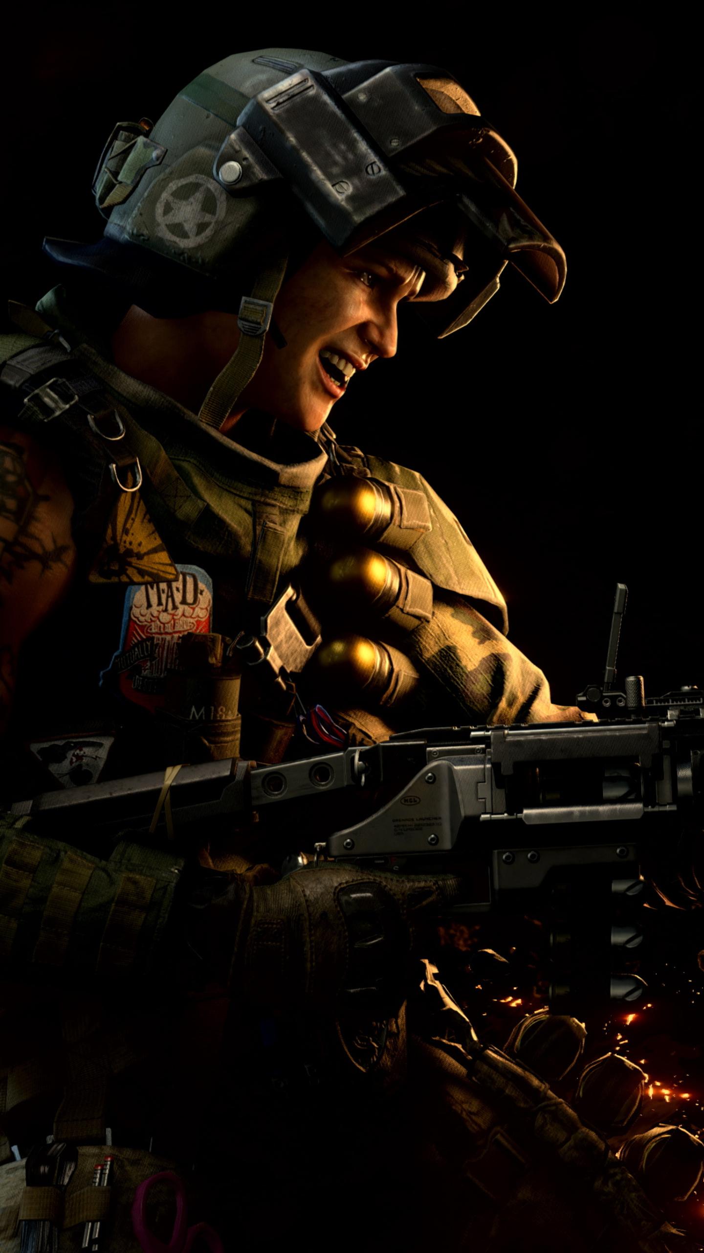 1440x2560 Call Of Duty Black Ops 4 4k Samsung Galaxy S6s7