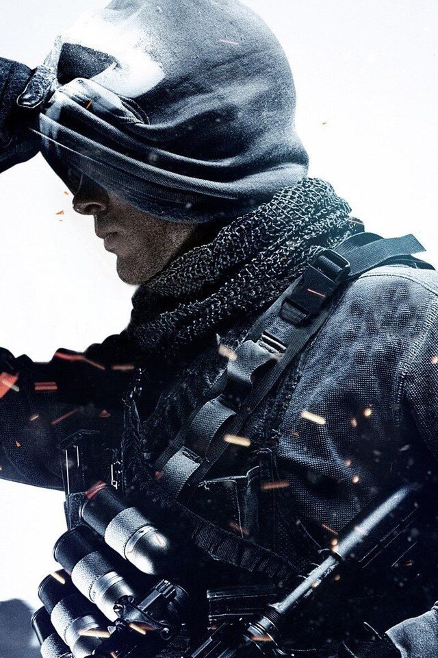 640x960 call of duty ghosts game iphone 4 iphone 4s hd 4k - Call of duty ghost wallpaper hd iphone 5 ...