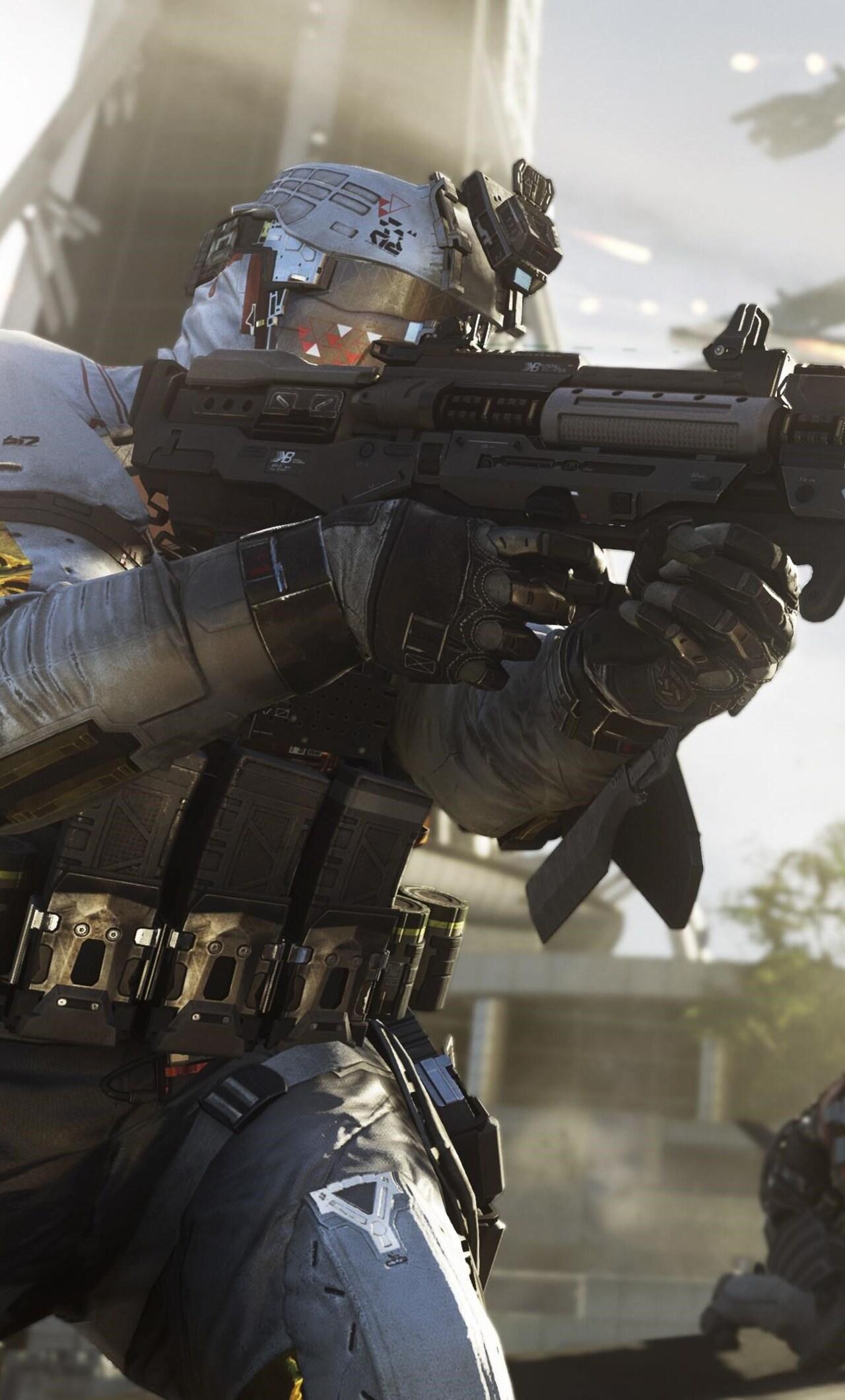 Call Of Duty Infinite Warfare Shooter Sd