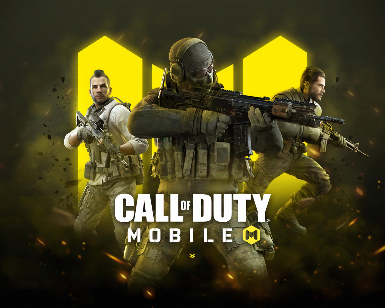 1280x1024 Call Of Duty Mobile 4k 2019 1280x1024 Resolution ...