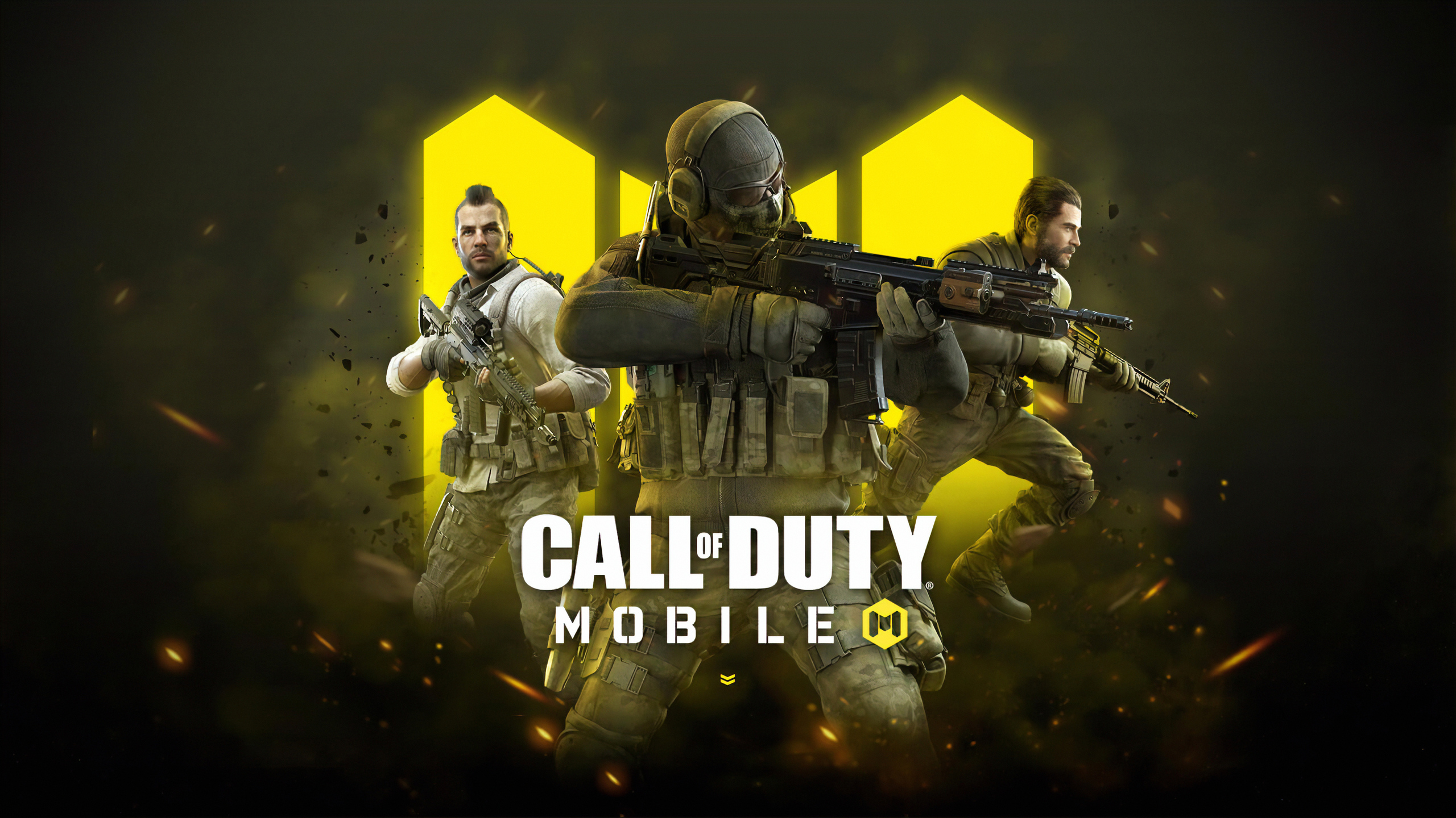 2560x1440 Call Of Duty Mobile 4k 2019 1440p Resolution Hd 4k