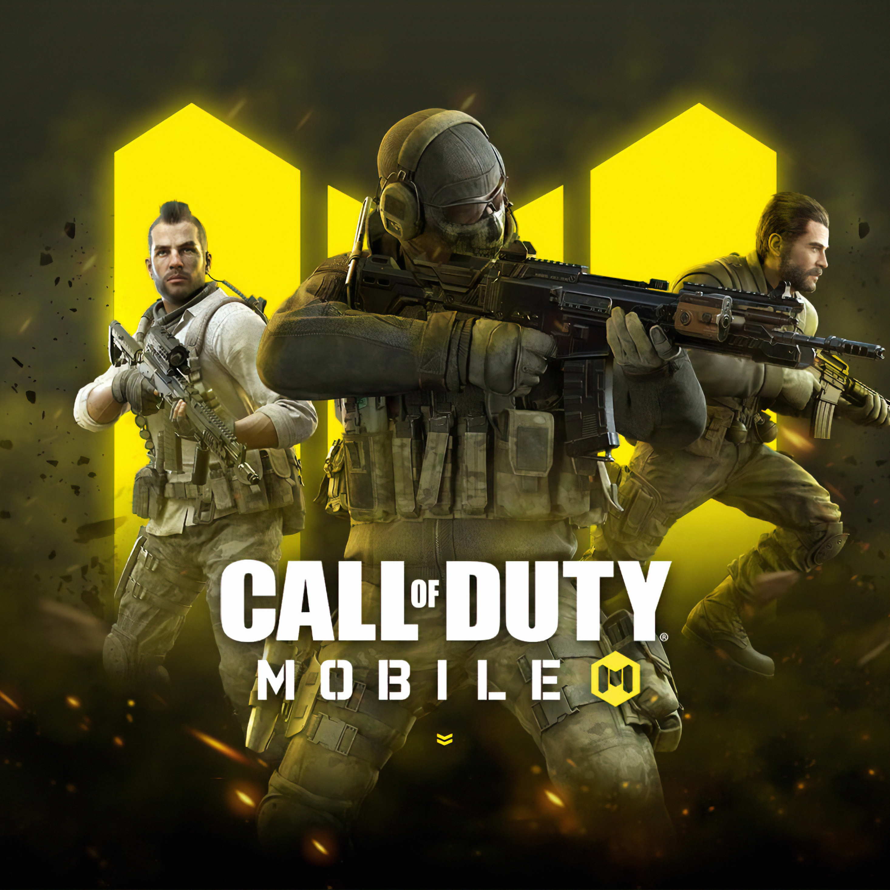 2932x2932 Call Of Duty Mobile 4k 2019 Ipad Pro Retina Display Hd