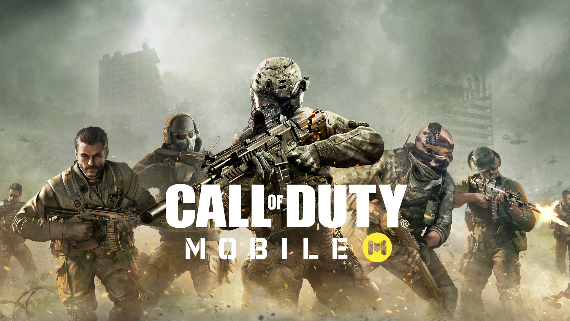 1920x1080 Call Of Duty Mobile Laptop Full HD 1080P HD 4k ...