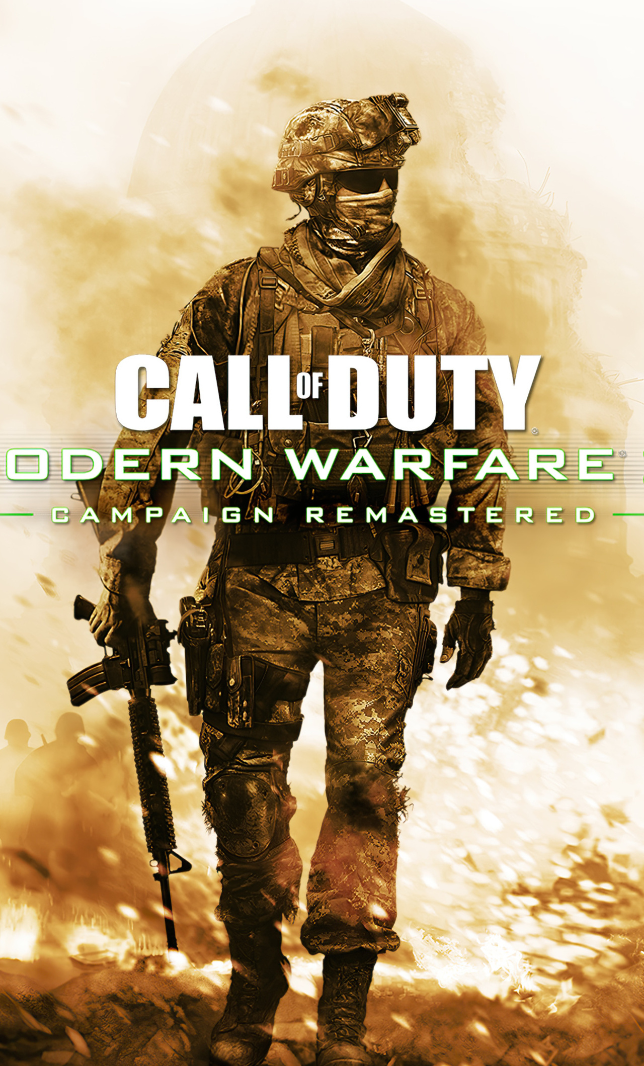 1280x2120 Call Of Duty Modern Warfare 2 Campaign Remastered 4k